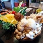 27146465 - 珍しい野菜ときのこ類