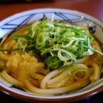 丸亀製麺 - 冷かけうどん(大)