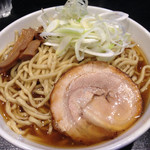 麺屋 とがし - 2014/5/10ごっつい追いサバ中華(850円)大盛り
