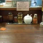 栄雅  - カウンター上 H25.7