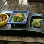仙岳 - 前菜