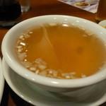 麺亭 - ミニスープ
