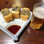 あしずり - 料理写真:豆腐サラダ