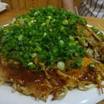 広島風お好み焼き かっちゃん - お好み焼きトリプル
