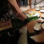 居酒屋 大将 - 出羽桜 軽ろ水(かろみ) \600
