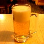 ふうらい坊 - 生ビール 小