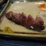 東京やきとり亭 - 砂肝