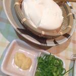 博多小町 - ざる豆腐