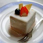 歐林洞 - ショートケーキ