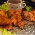 mouton valcitta - ☆鶏の唐揚げは…定番ですね(笑)☆