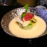 くろすけ - 鴨の豆乳鍋