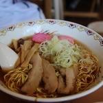 蝦夷 - 醤油ラーメン