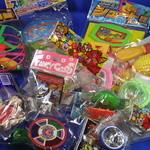 ハッスルラーメン ホンマ - 小さなお子様に小さなおもちゃプレゼント