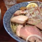 麺処 瓢たん - 瓢たんつけ麺 大盛 ¥1200