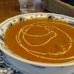インド料理 王様のカレー - 料理写真:チキンカレー