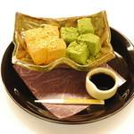 和食処 梵 - わらび餅(780円)