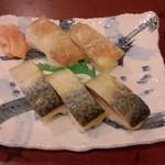 27164022 -  鯖寿司