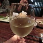 えびす - 2杯目はハウスワインで~