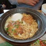 ガスト - 料理写真:ひれかつ煮