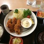 宮島サービスエリア(上り線)レストランも味路 -
