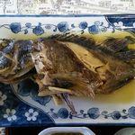 ラ・しじみ - 魚の煮付け(ランチ)