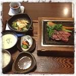 更紗 - 更紗『三の膳』 …肉だぜー♪(^^)