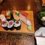 寿司音 - 上盛り合わせ