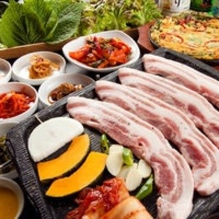 真心を込めた本格韓国料理をお届けします