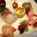 酒膳 松乃 - 正月・一人5000円のコース。