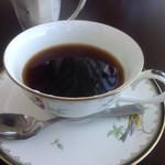 コンチネンタル料理 ミストラル - コーヒー