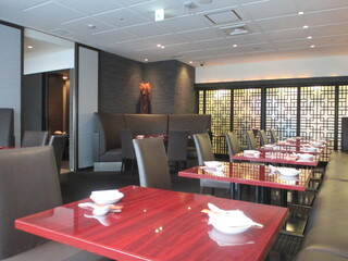 陳麻婆豆腐 赤坂店 - 雰囲気はいいですね