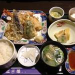 27173865 - 天ぷら盛り合わせ定食