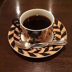 珈琲 散歩 - ブレンドコーヒー「初夏味」540円