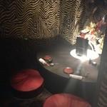 完全個室 割烹dining 桟敷坐 - オシャレな二人の為にある個室‼  アツイ‼