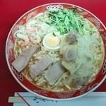 27175684 - 冷麺ワンタン入り(大)