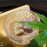 みや - 26年5月 子持ち蝦蛄の酢の物