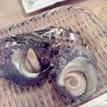 魚一 - サザエ、牡蠣