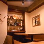 Bar Grand Pa  - 店内風景