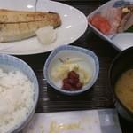 27182049 - 焼き魚定食