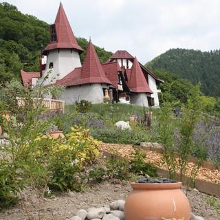童話村たきのうえの景観