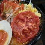 トラガス - 焼きトマト的な・・スープに酸味が合いますね(´∀`)