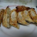 新福菜館 - 餃子