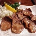 うすけぼー - 牛タン