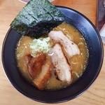 Adumaza - 鶏白湯ラーメン