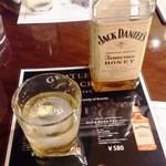 うすけぼー - Jack Daniel's Tennessee honey(ロック)