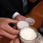 27186887 - 乾杯〜!