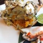割烹 COPAN - 渡り蟹の焼き蟹