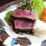 割烹 COPAN - 黒毛和牛ヒレステーキ
