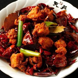 20年中国料理を作り続けてきたシェフが織りなす四川中国料理