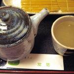 Fuyou - 蕎麦湯です